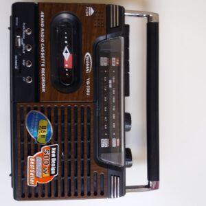 Ραδιόφωνα και κασετόφωνα