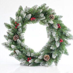 Χριστουγεννιάτικα στεφάνια